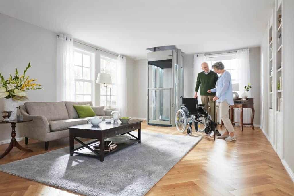 Trio+ For Wheelchair User
