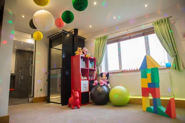 Trio Classic Home-lift For Kids